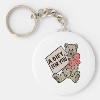 Un cadeau pour vous porte-clefs