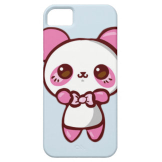 un cas parfait de panda coque Case-Mate iPhone 5