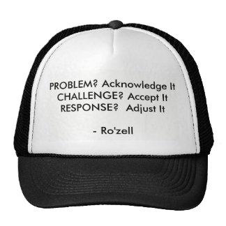 Un casquette qui maintient votre santé d'esprit