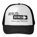Un chapeau de Jésus de manière Casquette De Camionneur
