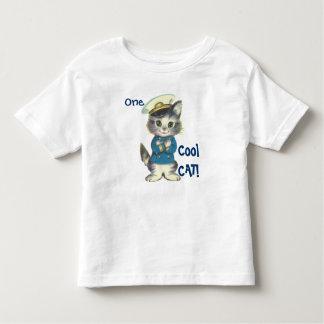 Un chat frais t-shirt
