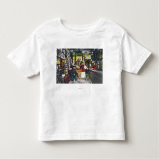 Un Chinatown SceneHanford, CA T-shirt Pour Les Tous Petits