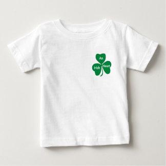 un coeur irlandais t-shirt pour bébé