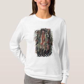 Un croquis de chaman pour Yermak T-shirt