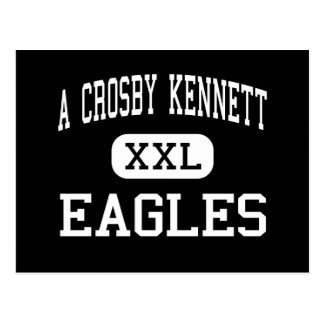 Un Crosby Kennett - Eagles - junior - Conway Carte Postale