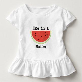 Un dans un melon t-shirt pour les tous petits