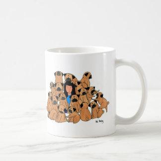 Un des carlins mug