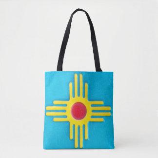 Un dieu soleil du Nouveau Mexique Zia Sac