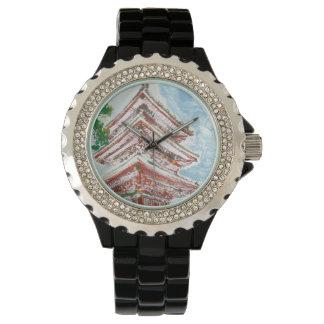 Un d'une montre de Kyoto Japon de sorte