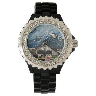 Un d'une montre du mont Fuji Japon de sorte