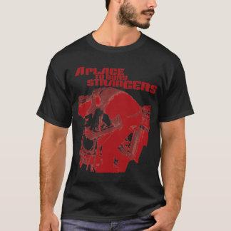 Un endroit pour enterrer le T-shirt rouge