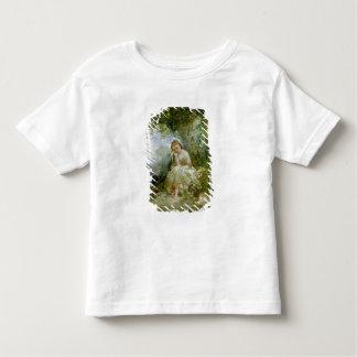 Un endroit pour la réflexion t-shirt pour les tous petits