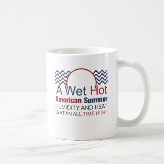 Un été américain chaud humide mug