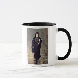 Un étudiant, 1883 mug