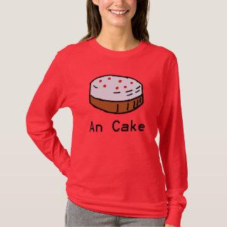 Un gâteau t-shirt