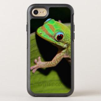 Un Gecko de vert de bébé Coque Otterbox Symmetry Pour iPhone 7