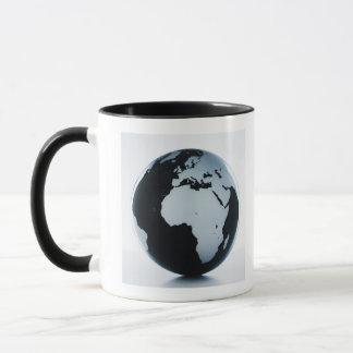 Un globe tasse