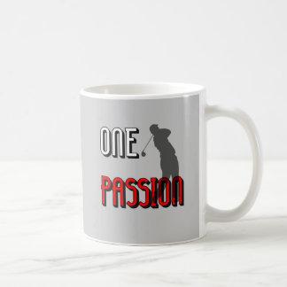 un golf de passion mug