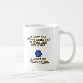 Un grand DM triche mieux Mug