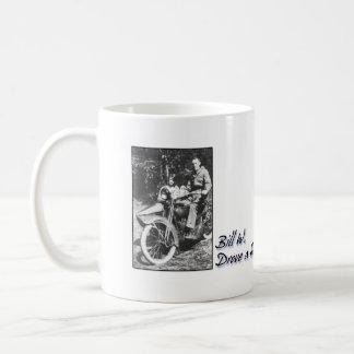 Un Harely de Bill W. Drove Mug