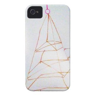 Un jeu de perle en verre de géomètres coques iPhone 4 Case-Mate