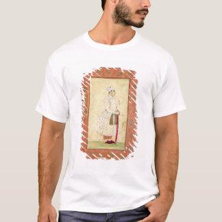Un jeune noble de la cour de Mughal, du Lar T-shirt