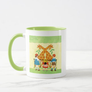Un jour au zoo mug
