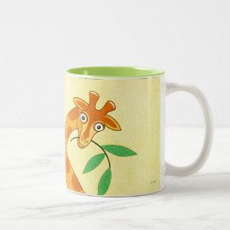 Un jour au zoo mug à café