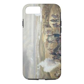 Un jour chaud dans les batteries, plat 'de Seat o Coque iPhone 7