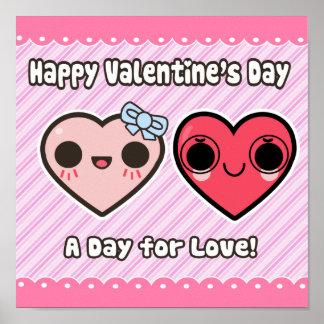Un jour pour l'affiche d'amour