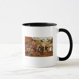 Un Kermesse flamand Mug