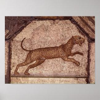 Un léopard posters