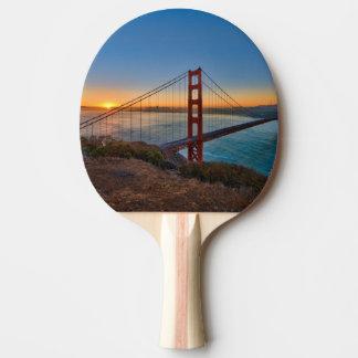 Un lever de soleil absolument renversant raquette tennis de table