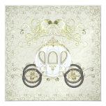 Un mariage/événement royaux - SRF Carton D'invitation 13,33 Cm