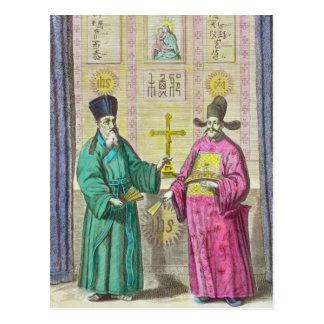 Un Matteo Ricci et un chrétien différent Carte Postale