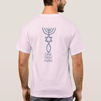 Un nouveau T-shirt d'homme