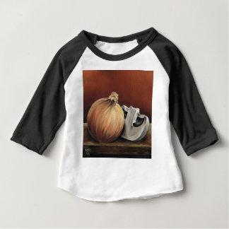 Un oignon et un champignon t-shirt pour bébé