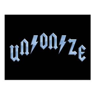 UN/ON/ZE CARTES POSTALES