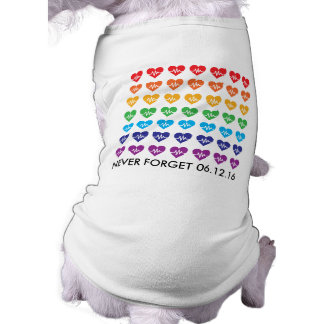 Un Orlando un animal familier d'arc-en-ciel de T-shirt
