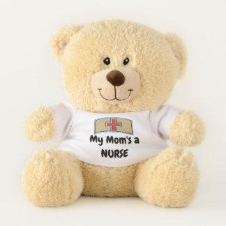 Un ours de l'INFIRMIÈRE de ma maman