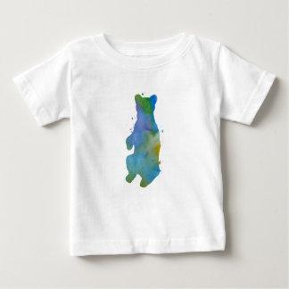 Un ours t-shirt pour bébé
