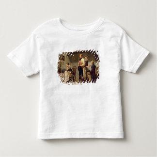 Un pain grillé aux couples engagés t-shirt pour les tous petits