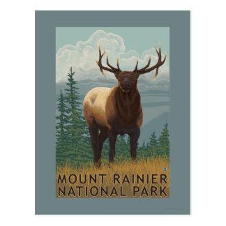 Un parc national plus pluvieux, scène de carte postale