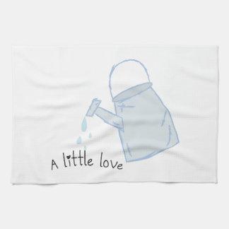 Un peu d'amour serviettes pour les mains