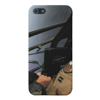 Un pilote de l'Armée de l'Air d'USA C-130J Hercule Coque iPhone 5