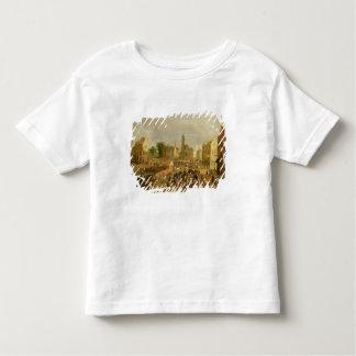 Un port t-shirt pour les tous petits