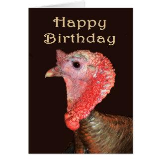 Un portrait de la Turquie, humeur de joyeux Carte De Vœux