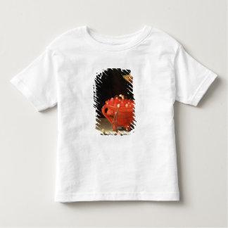 Un pot de fraisiers communs t-shirt pour les tous petits