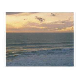 Un rêve de côté de mer cartes postales