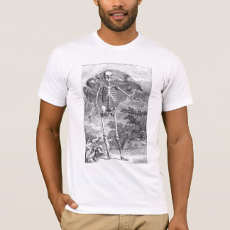 Un Revealation squelettique T-shirt